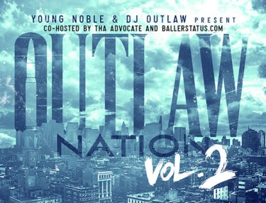 Young Noble - Outlaw Nation, Vol. 2 (Mixtape)