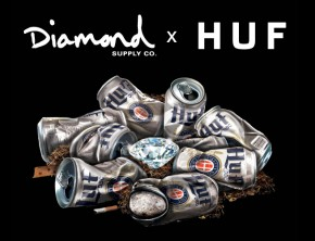 HUF x Diamond Supply Co. Spring/Summer 2013 collection