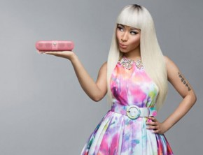 Nicki Minaj's Pink Edition Beats By Dre Pill speaker