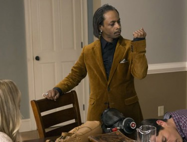Katt Williams in Scary Movie 5