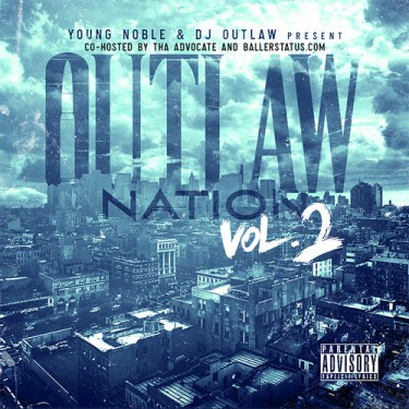 Young Noble - Outlaw Nation Vol. 2 (Mixtape)