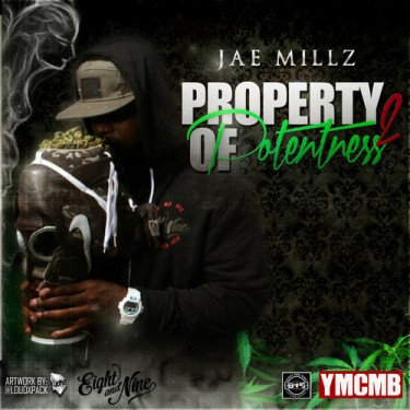 Jae Millz - Property Of Potentness 2 (Mixtape)