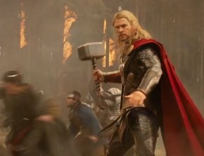 Movie Trailers: Thor: The Dark World (UK Trailer)