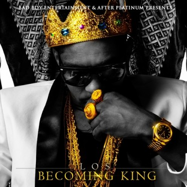 Los - Becoming King (Mixtape)