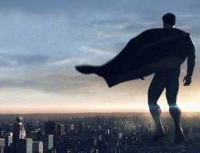 Mock 'Man Of Steel' Title Sequence