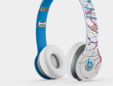 Beats By Dre x Futura Solo HD headphones