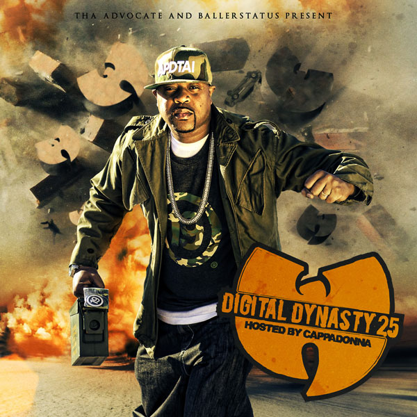 Digital Dynasty 25, hosted by Wu-Tang's Cappadonna