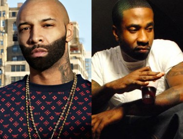 Mic Fights: Ransom vs. Joe Budden (Week #2) (Poll)