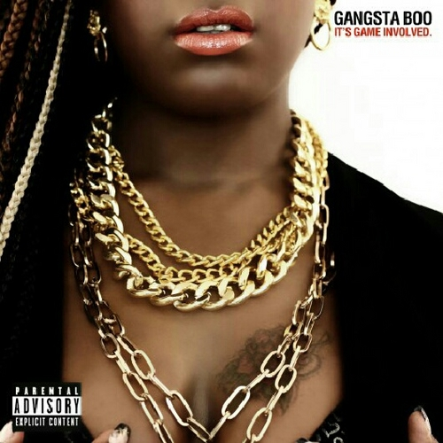 Gangsta Boo - It's Game Involved (Mixtape)