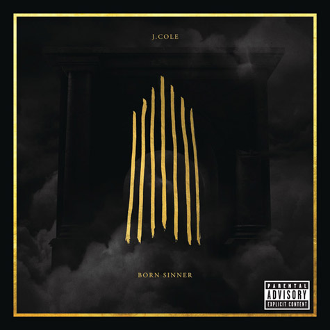J. Cole - Born Sinner - Standard
