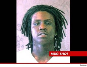 Chief Keef booking photo