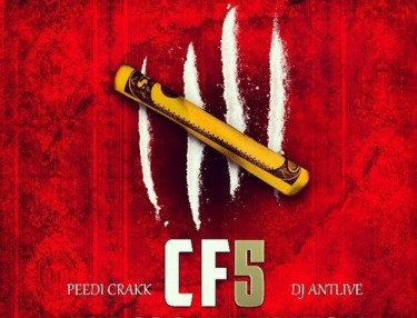 Download: Peedi Crakk - CF5: The Cocaine Edition (Mixtape)