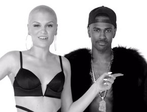 Jessie J ft. Big Sean & Dizzee Rascal: Wild (Music Video)
