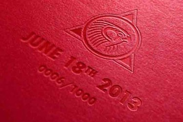 Red Nike Air Yeezy 2 - June 18th
