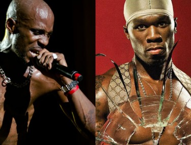 Mic Fights: 50 Cent vs. DMX (Grittiest MC?) (Poll)