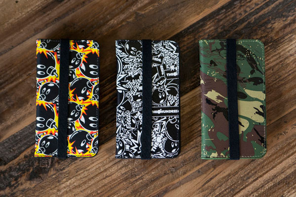 HEX x The Hundreds Axis iPhone Wallet