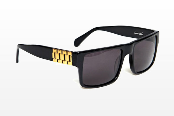 Crooks & Castles Summer 2013 Comrade Sunglasses