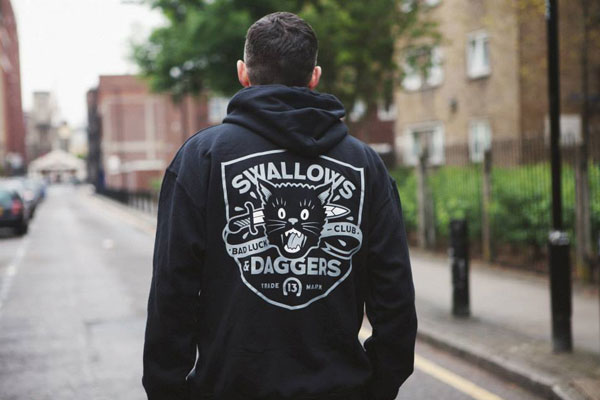 Swallows&Daggers Summer 2013 collection
