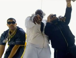 DJ Khaled ft. Drake, Rick Ross & Lil Wayne: No New Friends (Music Video)