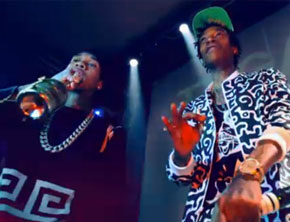 DJ Felli Fel ft. Ne-Yo, Tyga & Wiz Khalifa: Reason To Hate (Music Video)