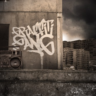 GraffitiGang - Graffitigang (Mixtape)