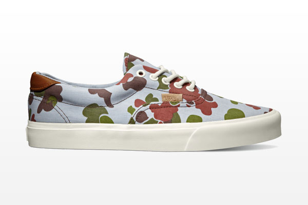 Vans California Collection Camo Suiting Pack