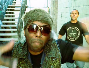 Jarren Benton ft. Hopsin & SwizZz: Go Off (Music Video)