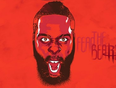 James Harden - Fear The Beard
