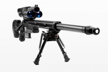 TrackingPoint Precision Rifle
