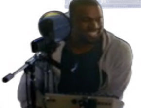 Kanye West Releases 'I Am A God' Recording Session Footage With Rick Rubin