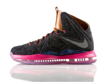 Nike LeBron X Denim