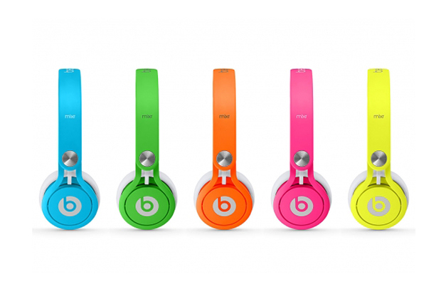 Beats By Dre 2013 Neon 'Mixr' Line