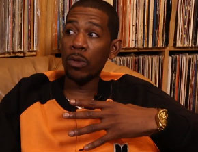 Young Guru Shows Off Vinyl Collection (Video)