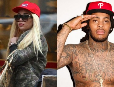 Amanda Bynes and Waka Flocka Flame