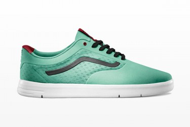 Vans LXVI Fall 2013 Mint & Red Pack
