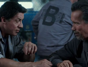 Movie Trailers: Escape Plan (Schwarzenegger, Stallone, 50 Cent)