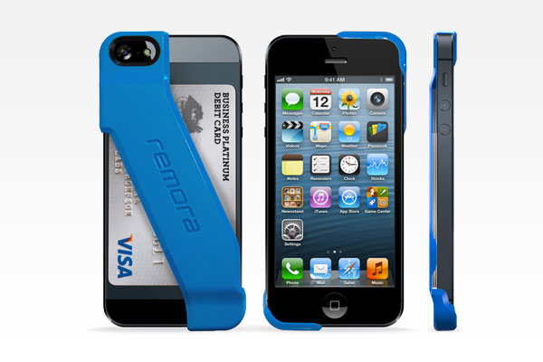 Remora iPhone Wallet Case by Outpost Labs