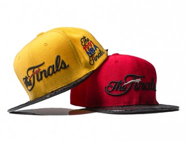 Just Don 'The Finals' Snakeskin Strapbacks Pack