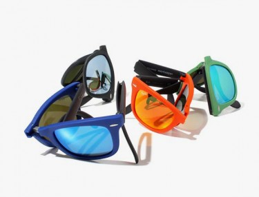 Ray-Ban Summer 2013 Folding Wayfarer Collection
