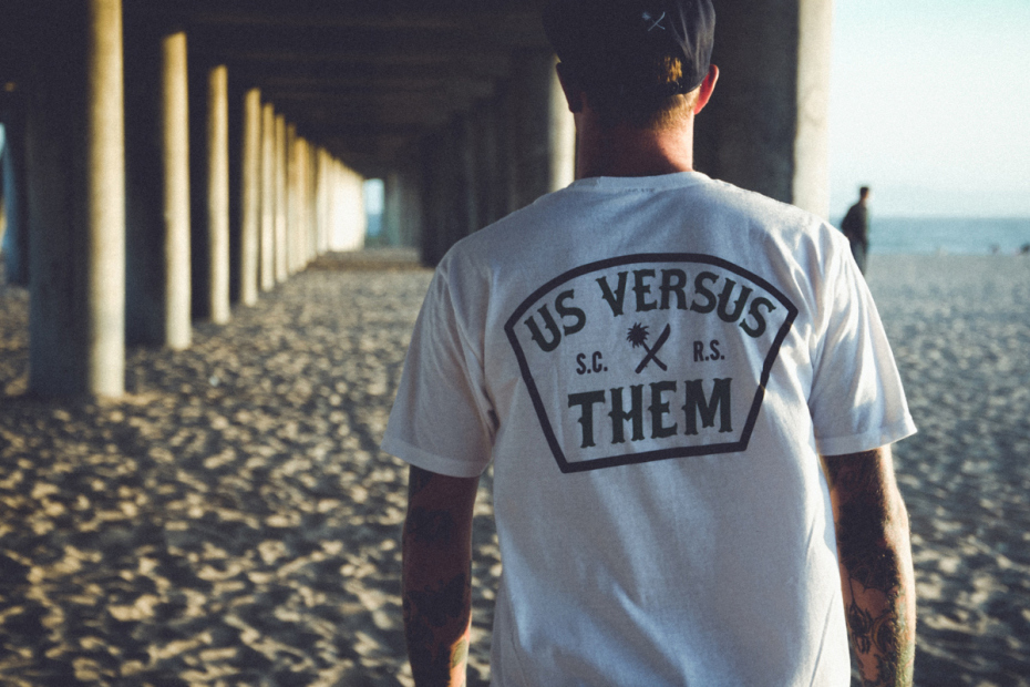 Us Versus Them's Summer 2013 collection