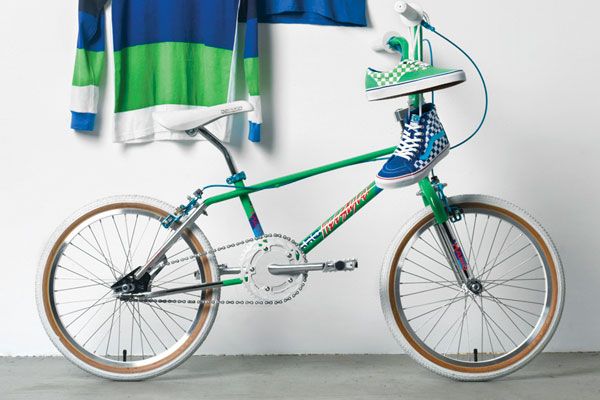 Vans Bmx Brand Haro Team Up For Collabo Collection