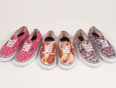 Vans x Liberty Art Fabrics Collection