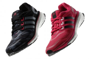 Adidas Energy Boost running show - Summer 2013