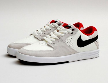 Nike SB P-Rod 7 Sail / Black /University Red