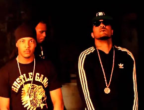 T.I. ft. B.o.B, Problem, Trae Tha Truth: Problems (Music Video)