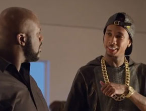 Foot Locker x Reebok: Conversation Left (ft. Shaq, Tyga)