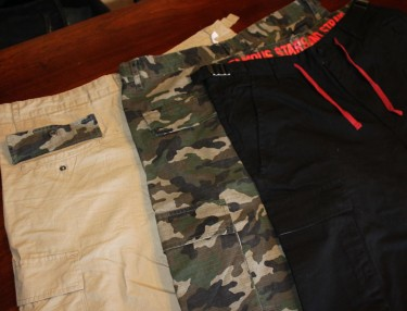 FMS Fall 2013 Capture Cargo Shorts