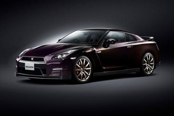 2014 Nissan GT-R Special Edition