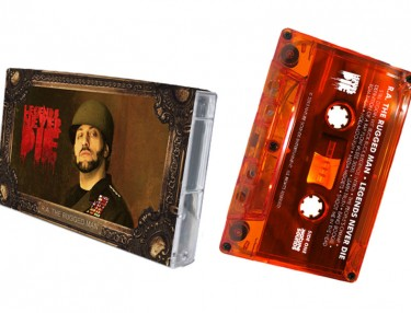 RA The Rugged Man - Legends Never Die Cassette