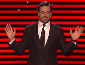 Jon Hamm Clowns Dwight Howard For Leaving Lakers At ESPYS (Video)